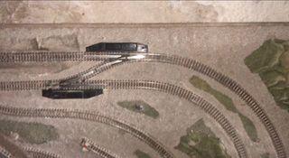 Maqueta de tren escala 3 N