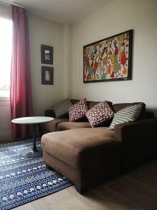 Canapé d'angle 3/4 places - MAISONS DU MONDE