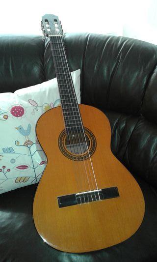 Guitarra clásica.