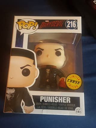 figura pop Marvel The Punisher