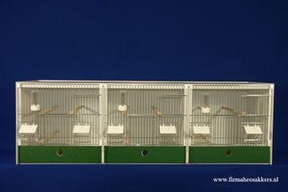 jaulas PVC JH, holandesas