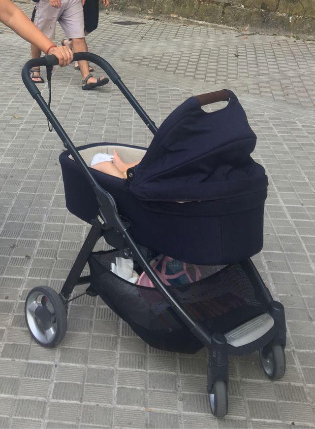 Carrito bebe mamas&papas