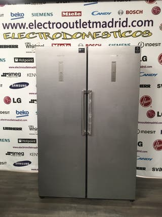 Frigorifico + congelador vertical Samsung