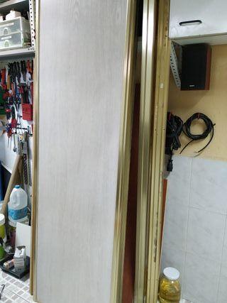 puertas correderas frente armario