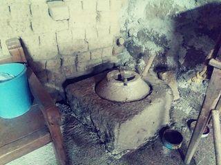 molino antiguo de piedra