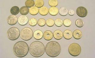 Lote Monedas Antiguas Españolas