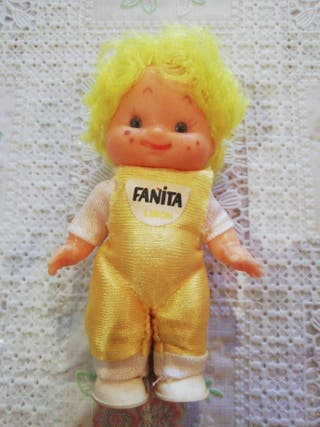 Muñeca Fanita años 70
