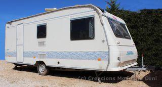 Caravana Adria 6plz