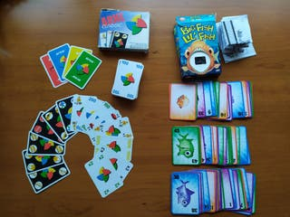 juegos de cartas y dados