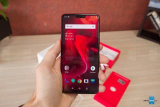 Oneplus 6 Red edition 8gb + 128gb