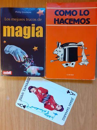 Cómo lo hacemos. Los mejores trucos de magia.