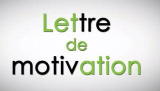 Rédaction lettre de motivation en ligne
