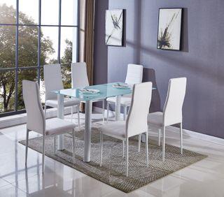 Mesa con 6 sillas [DT34 (C-05)]