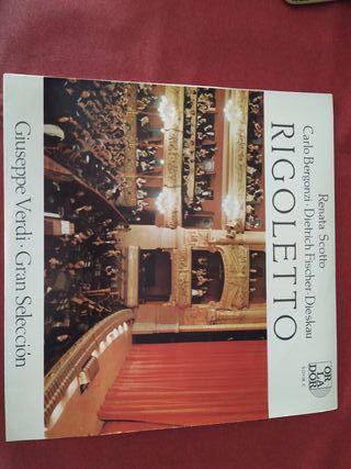 Rigoberto. Giuseppe Verdi. Gran selección