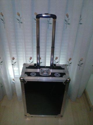 Maleta Dj FlightCase / Trolley Traktor Kontrol S4
