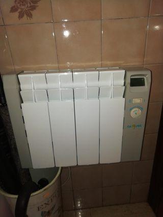 Radiadores eléctricos Acesol