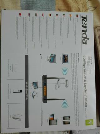 Router repetidor wifi 300Mbps