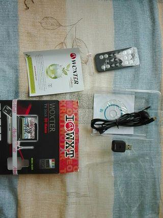 TV Stick. Sintonizador TV en ordenador