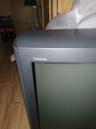 tv antigua de culo