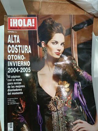 Revistas moda-Hola