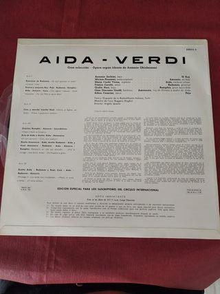 Pack 2 vinilos Giuseppe Verdi
