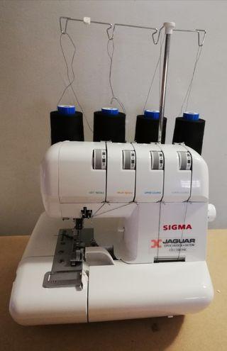 Máquina de coser Overlock Sigma 087