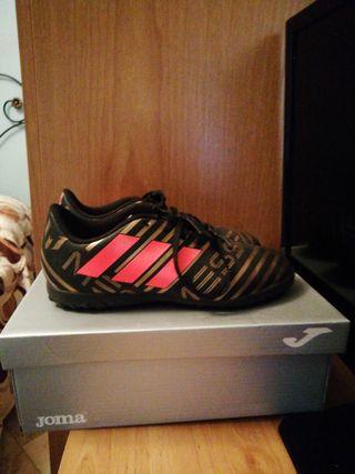 botas de fútbol Adidas messi