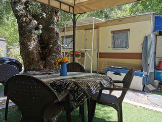 Mobil Home Camping de el Escorial