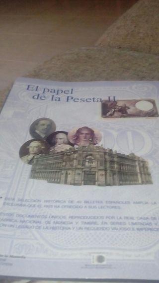 colección billetes españoles
