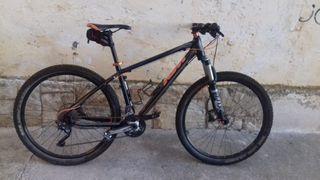 bicicleta ktm mtb