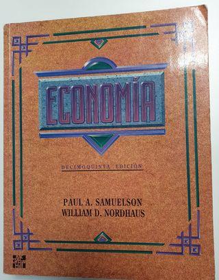 Economía. Paul Samuelson y William Nordhaus