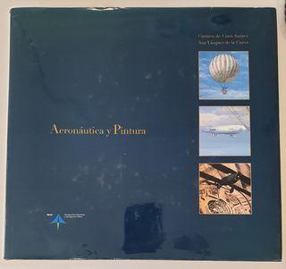Aeronáutica y pintura. Aena