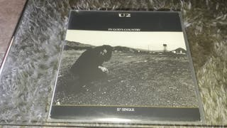 U2 - IN GOD'S COUNTRY (RARE)