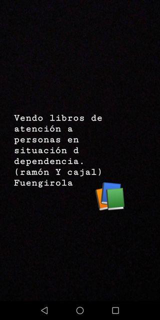 Libros Grado Medio De Segunda Mano En Fuengirola En Wallapop