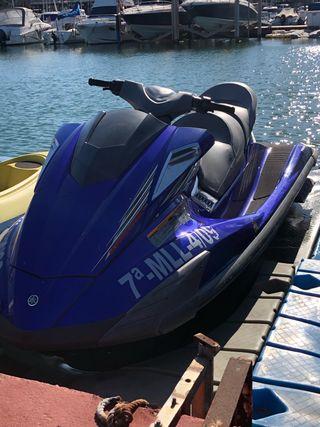 Yamaha sho 1800 turbo