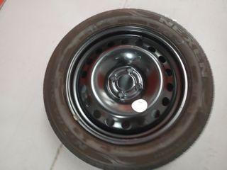 Rueda de Repuesto Dacia 195/ 55 R16