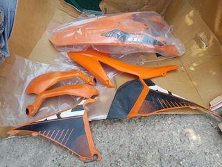 Plasticos ktm exc 300