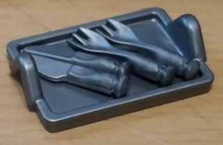 Playmobil OTR2 - Bandeja con utiles victoriano