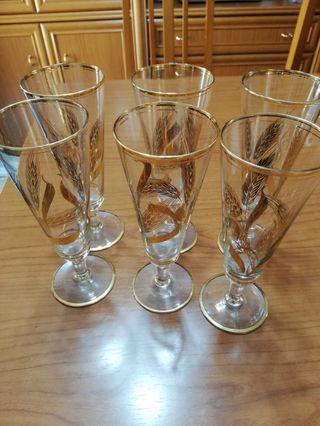 Copas de Champagne