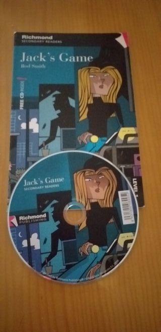 libro lectura inglés Jack's Game edit. Richmond
