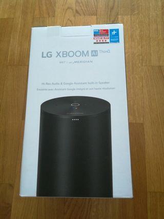 altavoz inteligente LG XBOOM AI ThinQ