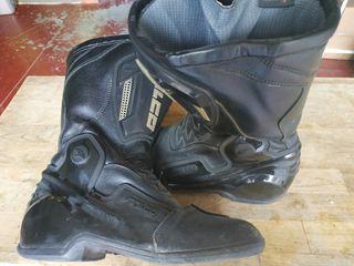botas moto hombre falco