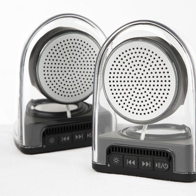 Altavoz portátil inalámbrico bluetooth stereo