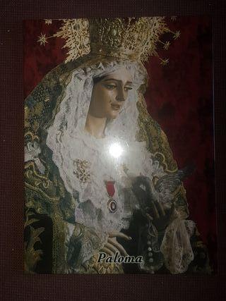 Azulejo de la Virgen de la Paloma