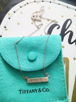 Collar Tiffany&co