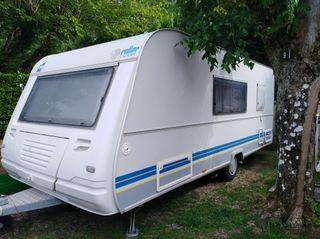 caravana sun roller portofino 490cp 1997