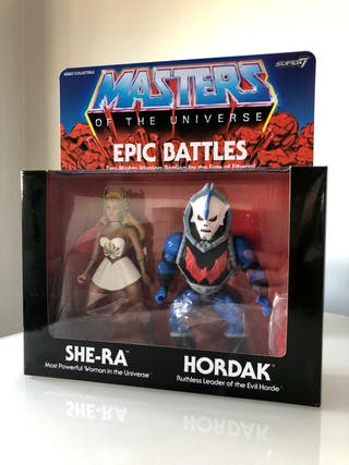 Masters of the universe epic battles