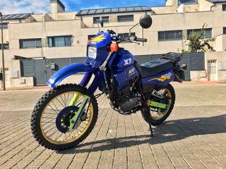 Yamaha xt 600 2kf año 89