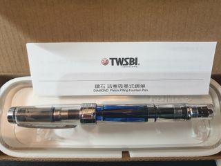 Pluma Estilográfica Twsbi Diamond 580