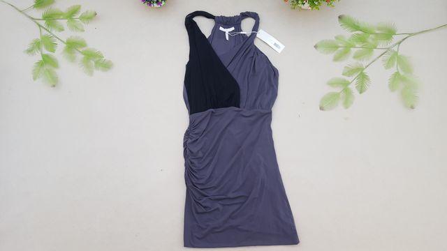 PVP 450€ Halston Heritage vestido nuevo Talla M